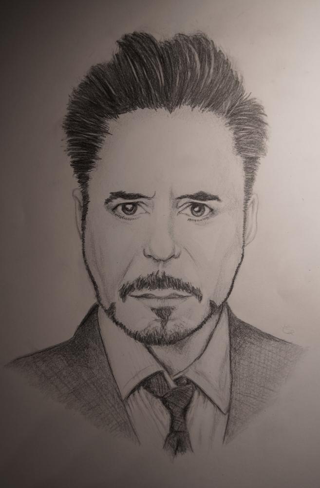 Robert Downey Jr by shadow0